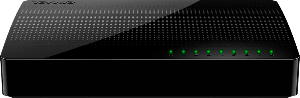 Switch Tenda, 8 Portas, 10/100/100 Mbps - SG108