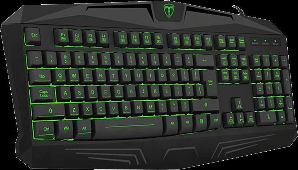 Teclado Gamer T-Dagger Minesweeping, LED PT - T-TGK103