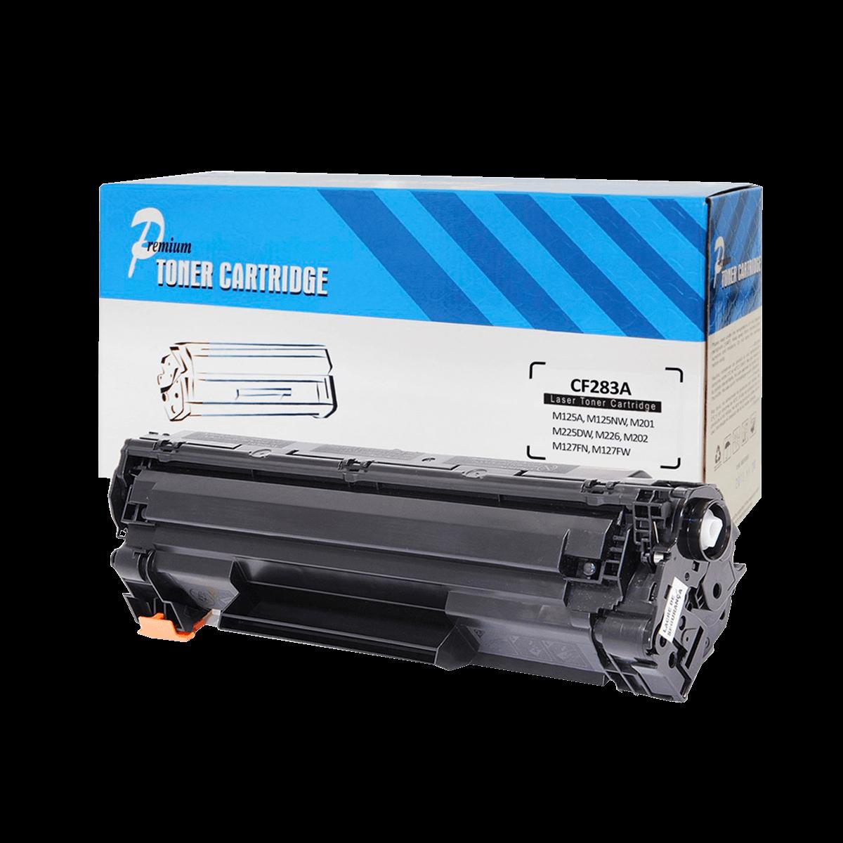 Toner HP CF283A 83A | M127FN M127FW M127 M125 M201 M225 M226 M202 |Compatível 1.5k