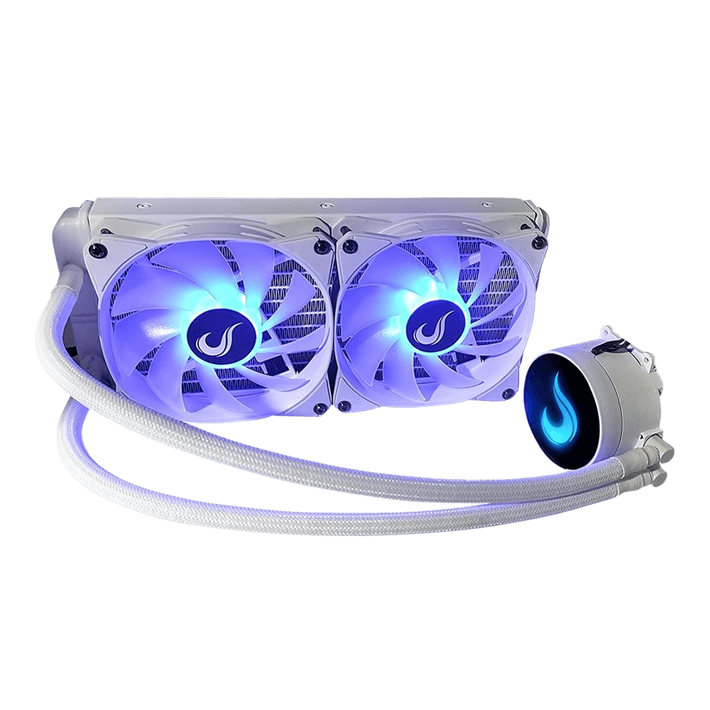 Water Cooler Z 240 Rise Mode Frost, 240mm, RGB - RM WCZ 02 RGB