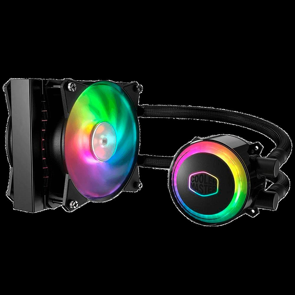 WaterCooler Cooler Master MasterLiquid ML120R RGB MLX-D12M-A20PC-R1