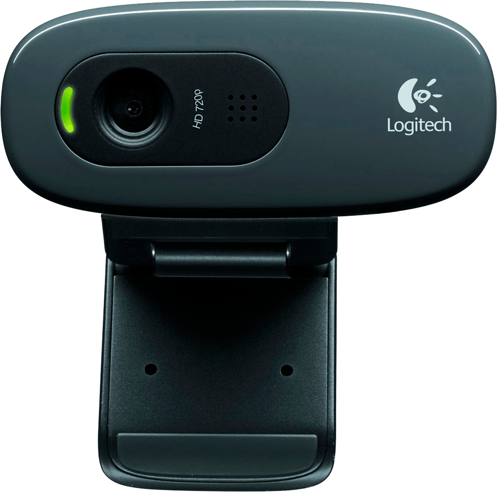 WebCam Logitech C270 HD 3MP - 720p