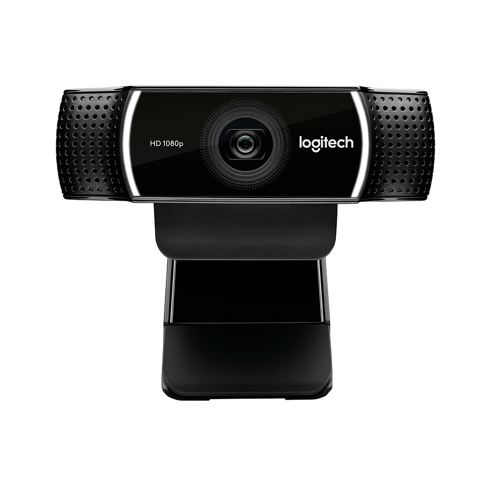 WebCam Logitech C922 Pro Stream Full HD 1080p/30fps 720p/60fps - 960-001087