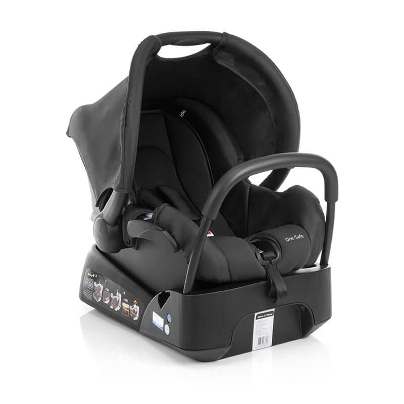 Bebê Conforto One Safe com Base Safety 1st