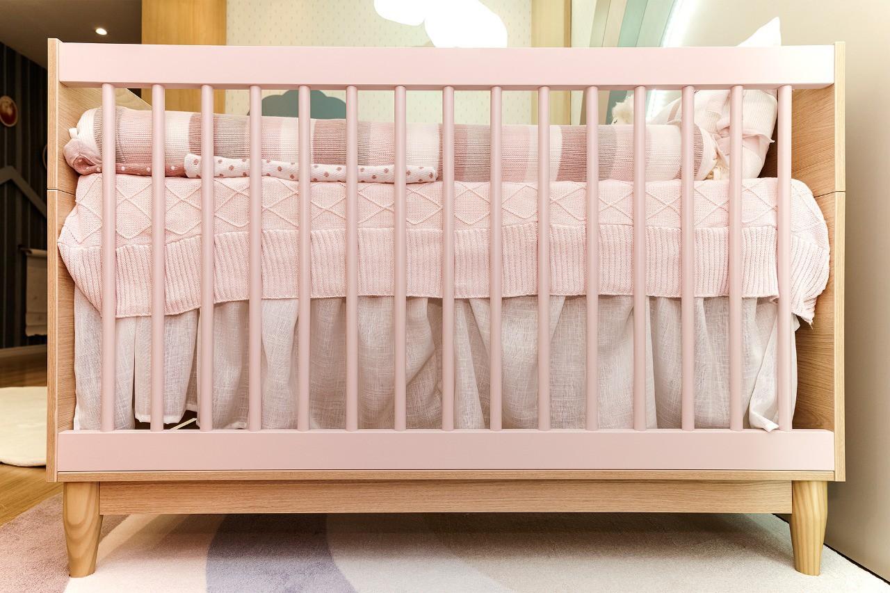 Berço de Bebê Tomi Americano Quater