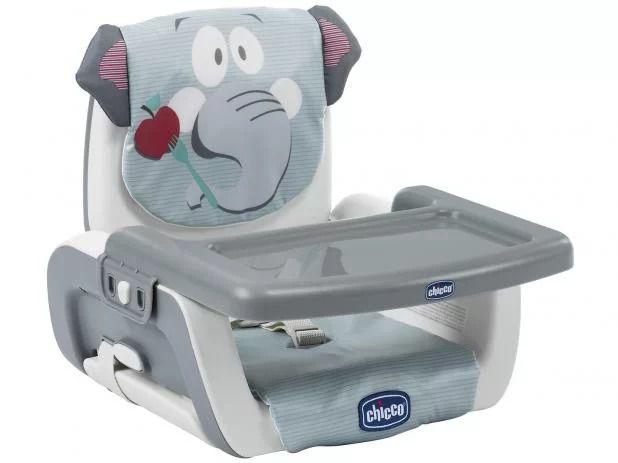 Cadeira de Alimentação Portátil Chicco - Mode Baby Elephant 3 Posições de Altura