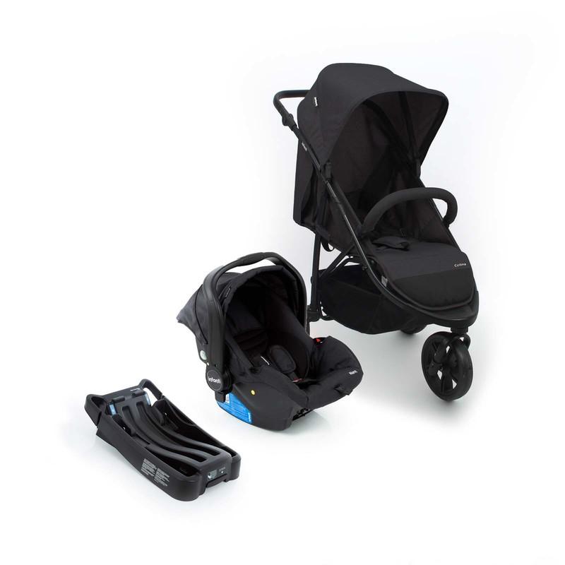 Travel System Collina Trio Infanti