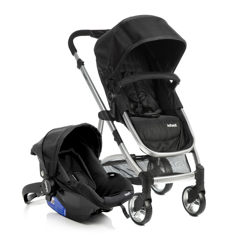 Travel System Epic Lite Trio Infanti