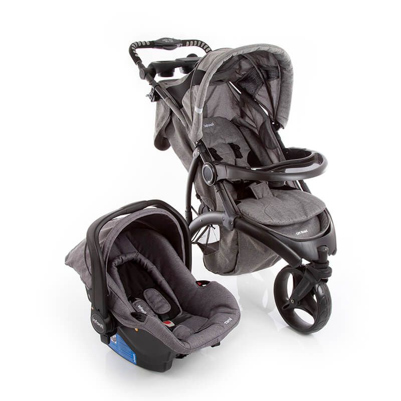 Travel System Off Road Duo Infanti