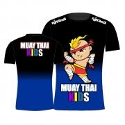 Camisa Camiseta Muay Thai Kids - Masculina - Infantil
