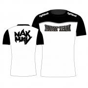 Camisa Camiseta Muay Thai Nak Muay - Branca