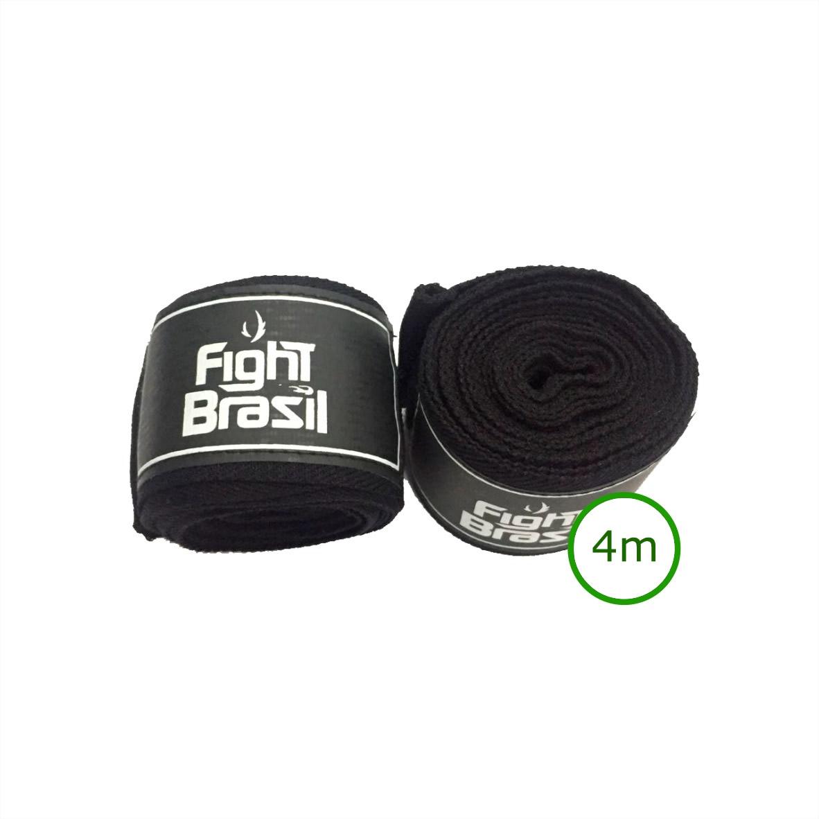 Bandagem Atadura Elástica - 4m - Faixa de Mãos - Par