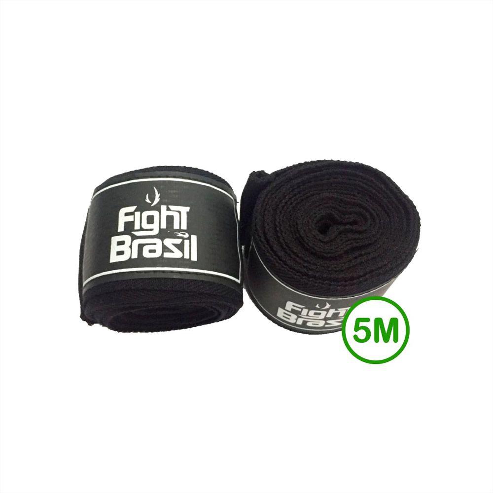 Bandagem Atadura Elástica - 5m - Faixa de Mãos - Par