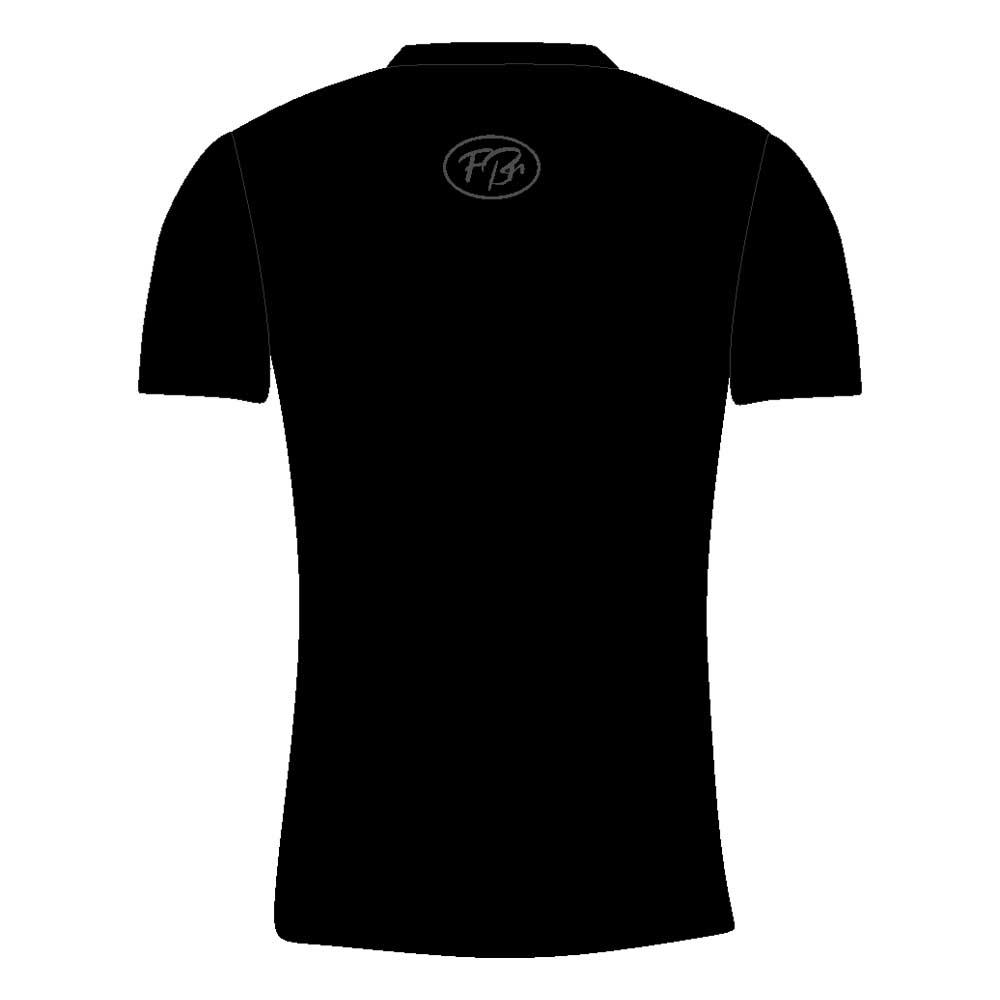 Camisa Camiseta Muay Thai Coração Guerreiro - Fb-2038- Preta