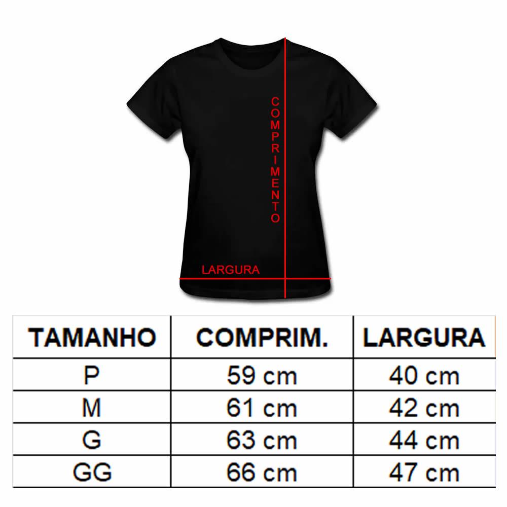 Camisa Camiseta Muay Thai Girl - Feminina - Preto/Rosa