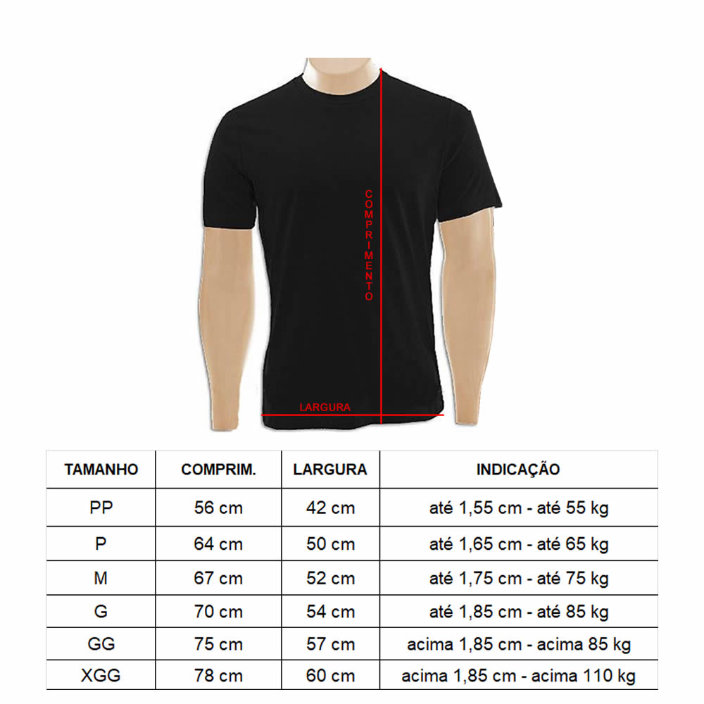 Camisa Camiseta Muay Thai Nak Muay Fire - Fb-2039 - Preta