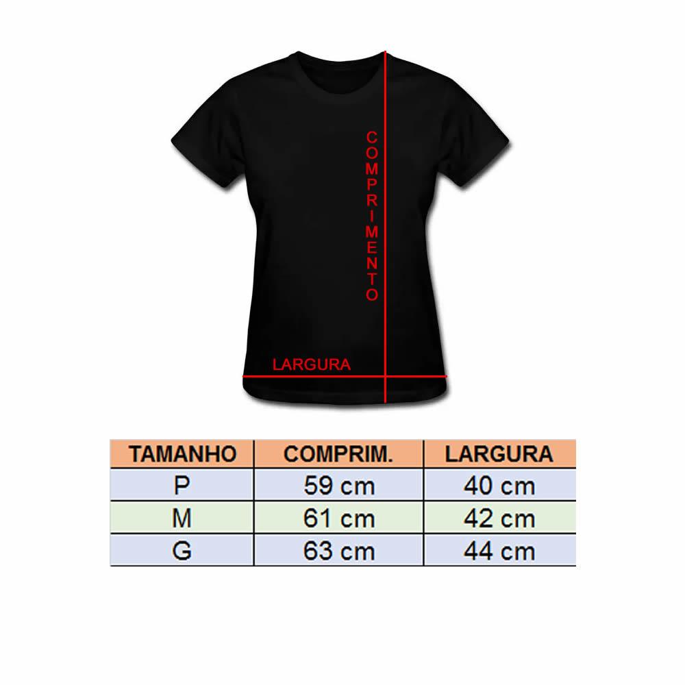 Camiseta Muay Thai Punch Girl - Feminina Baby Look - Fb-2063