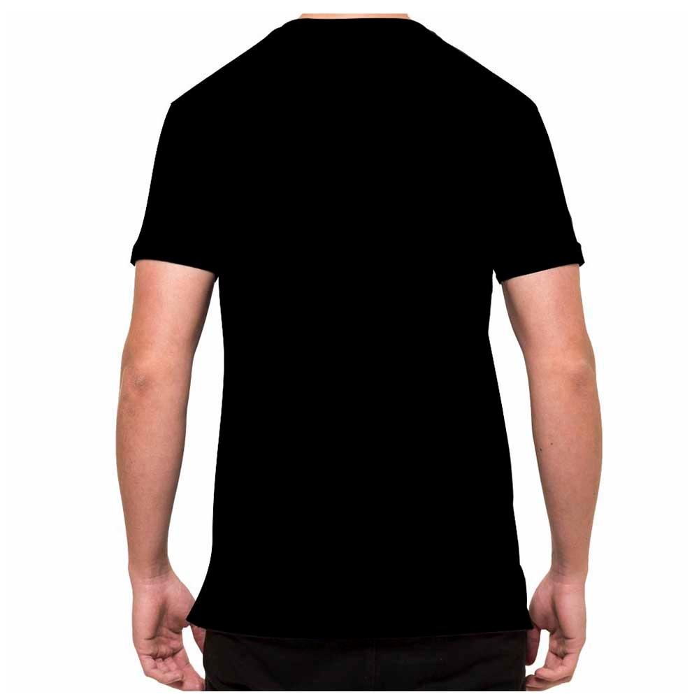 Camisa Camiseta Muay Thai Tradicional - Fb-2030 - Preta