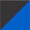 Azul Escuro / Preto