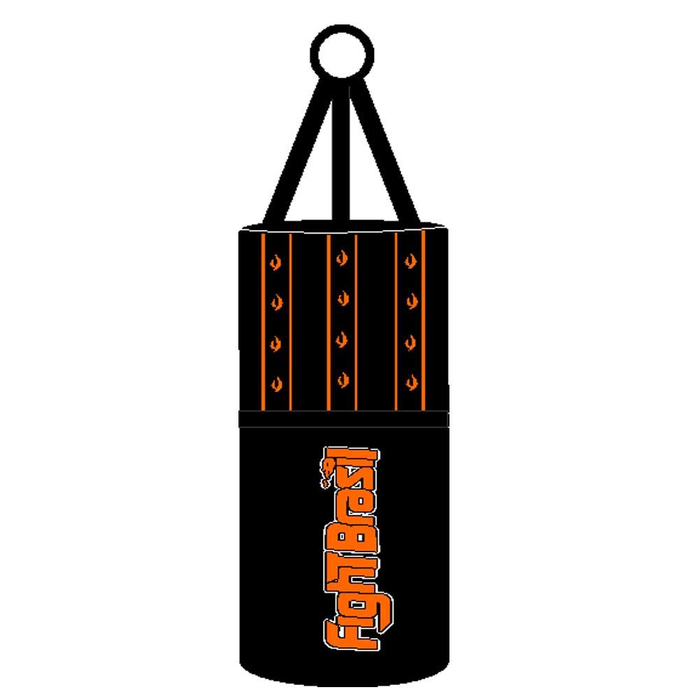 Saco de Pancada Boxe Thailandes - 1,20mx1,20m - VAZIO - Unid