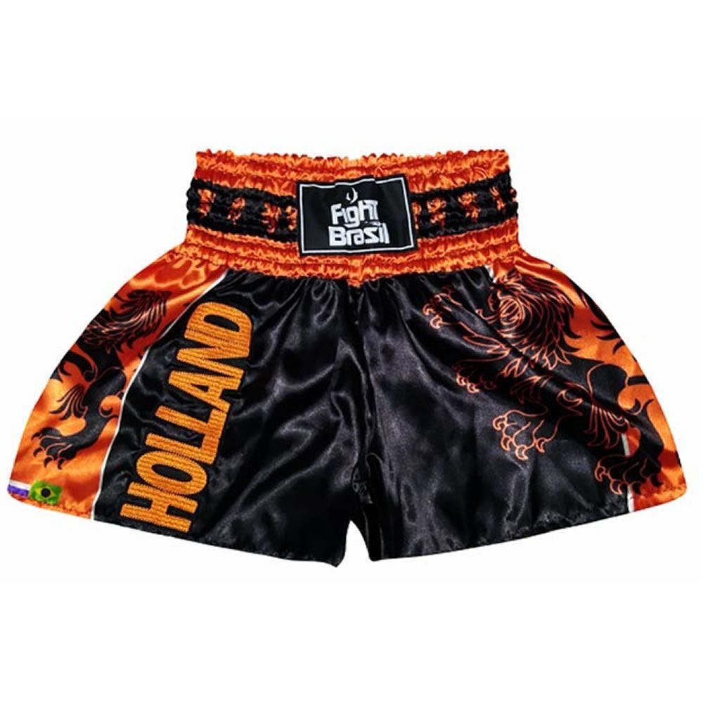 Short Calção Muay Thai - Holanda - Unid