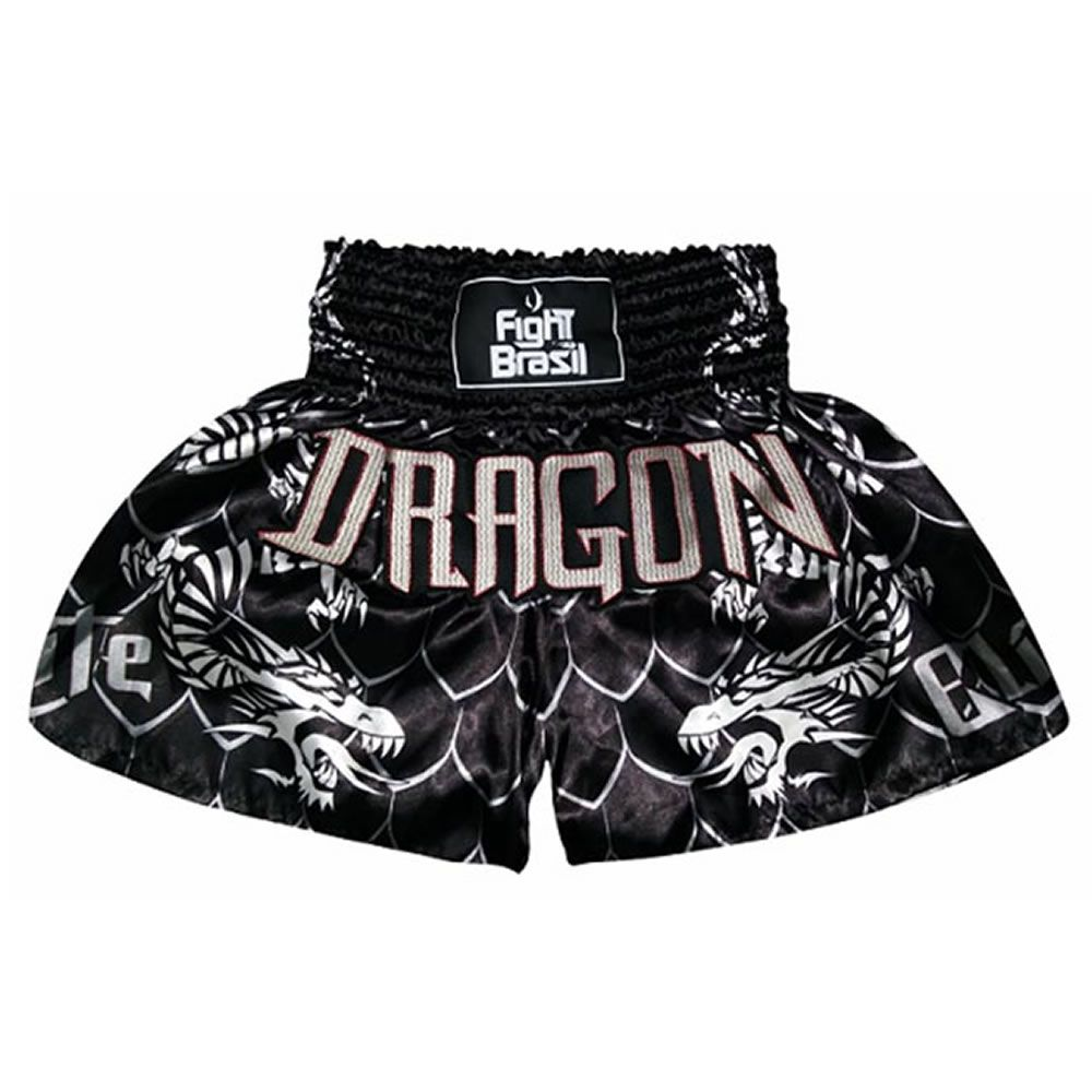 Short Calção Muay Thai Kick Boxing - Dragon