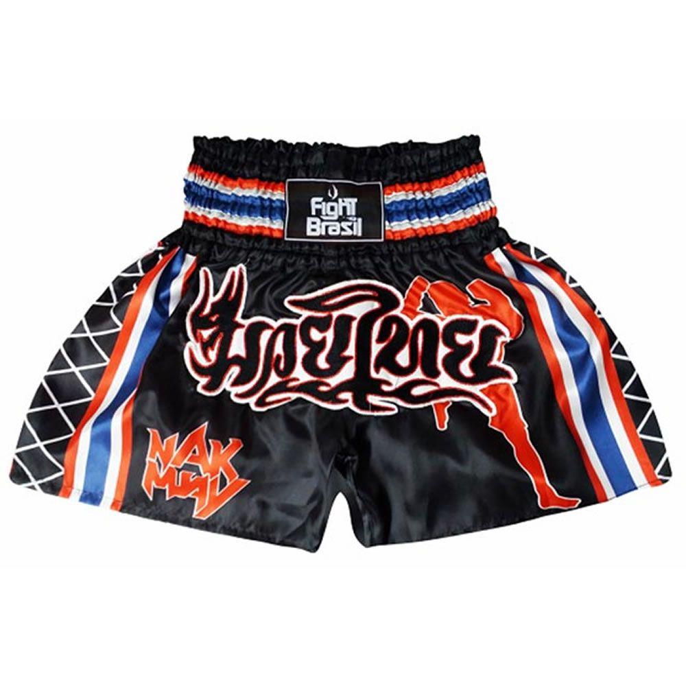 Short Calção Muay Thai - Lutador - Unid