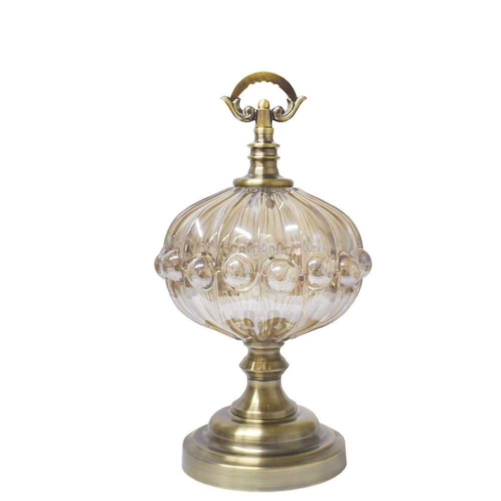 Potiche Bronze Emili G 38,5 Cm