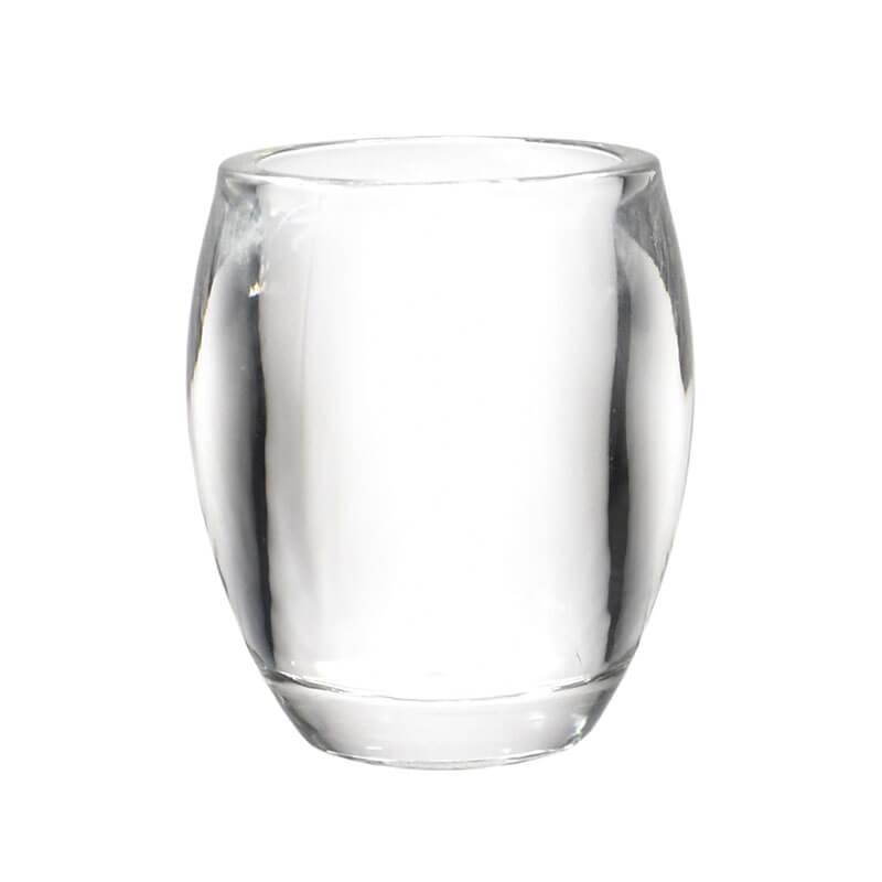 Vasinho de Cristal Lumen Barile 9,5 Cm