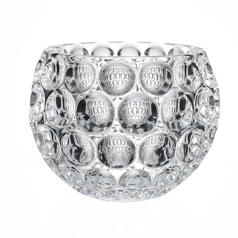 Vasinho de Cristal Lumen Lux M 10,5 Cm