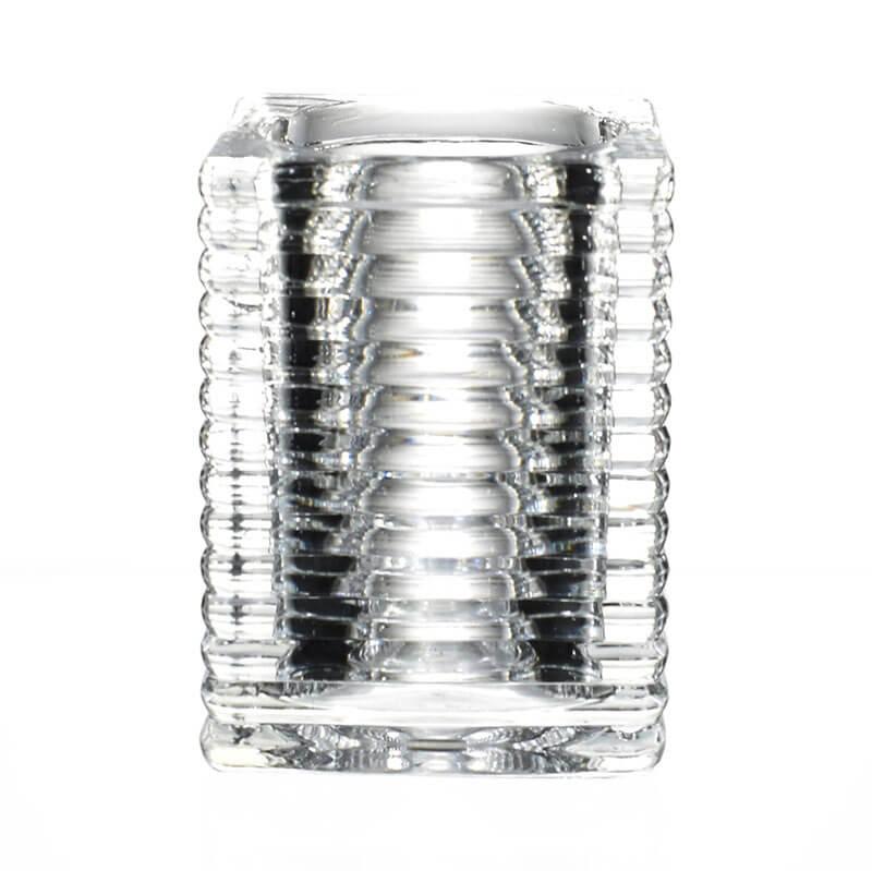 Vasinho de Cristal Lumen Pilone 9,5 Cm