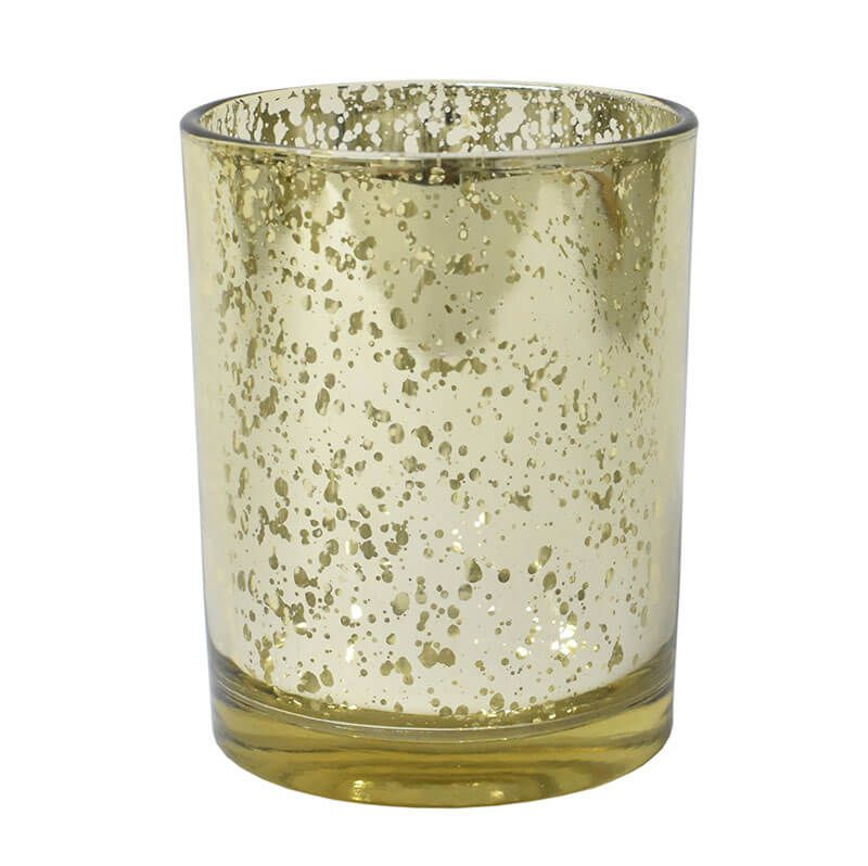 Vasinho Dourado Lumen Coppa G 12,5 Cm