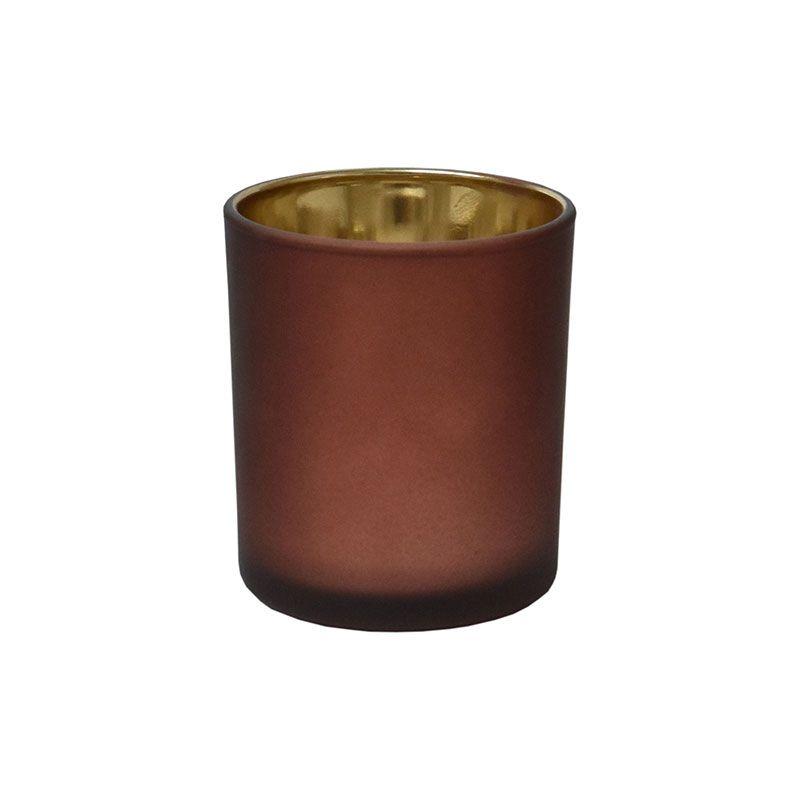 Vasinho Vermelho Lumen Coppa P 8 Cm