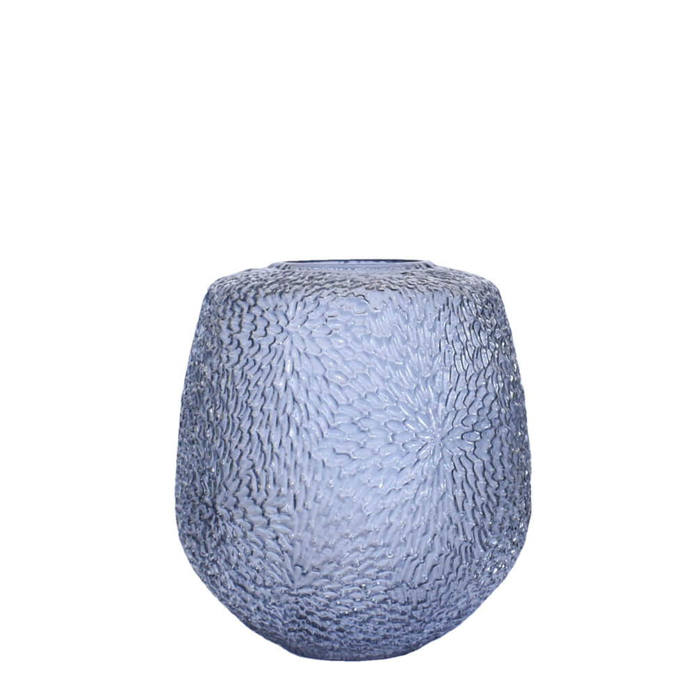 Vaso Azul Nebraska P 21,5 Cm