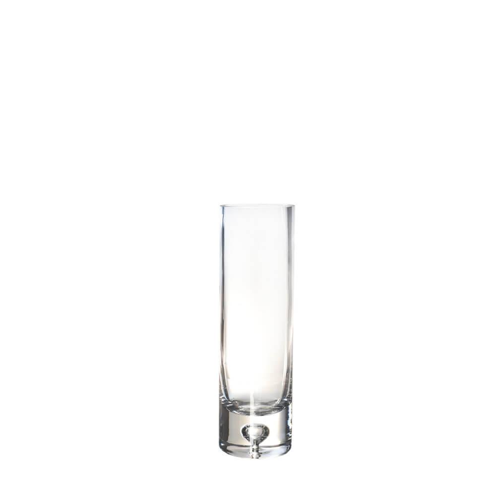 Vaso Tubo Transparente Sprint P 25 Cm