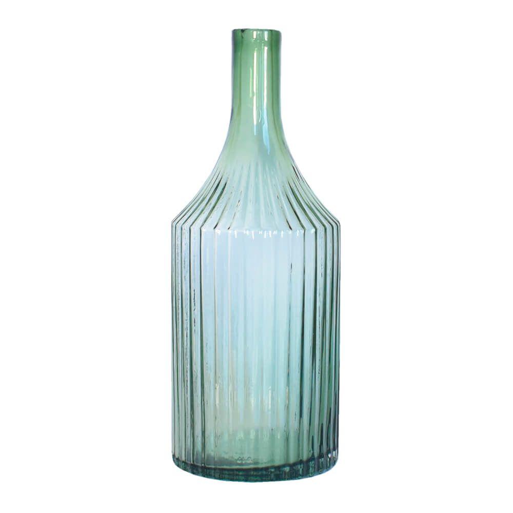 Vaso Verde Lauer G 35 Cm