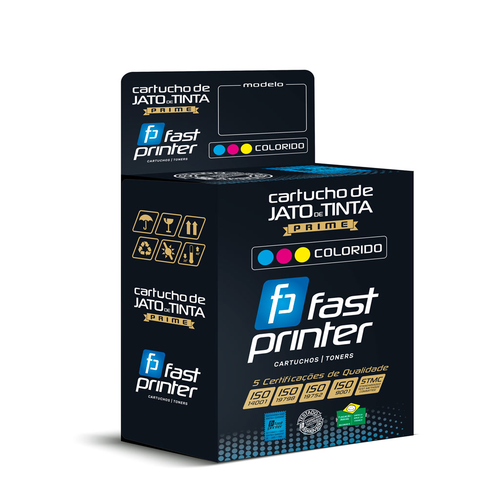 Cartucho de tinta C9372A 72 Magenta 130ml - Fast Printer
