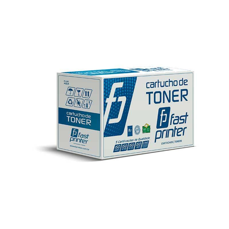 Toner Compatível com Lexmark E460A11L  E460 E460D E460DW  Preto 3.5k