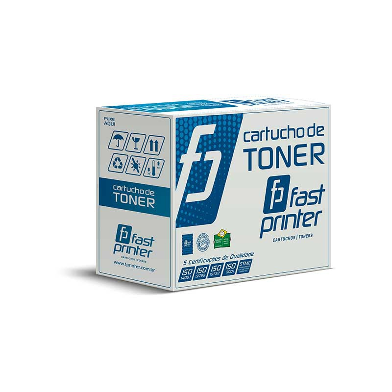 Toner Compatível com Samsung MLT-D204E D204| M-4025ND M-3875FW M-3875FD M-4075FW| Preto 10k