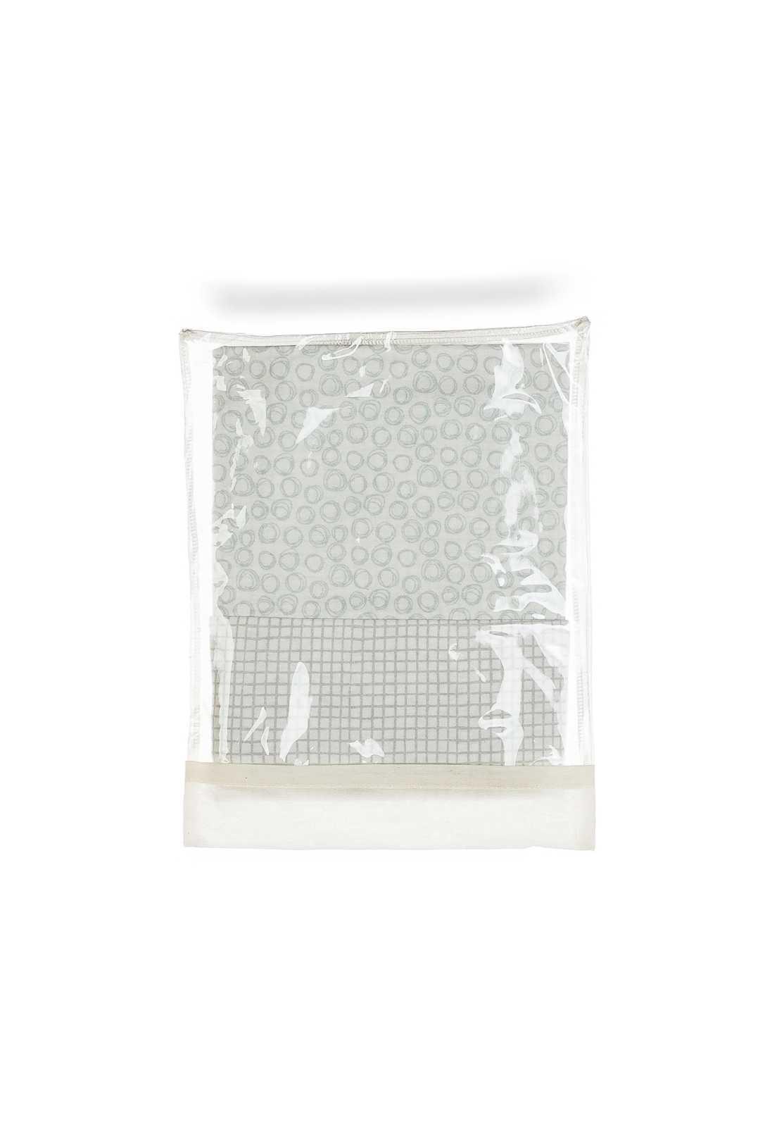 Capa de Ninho em Malha Estampada Minimalista - Coleção Ovelhas