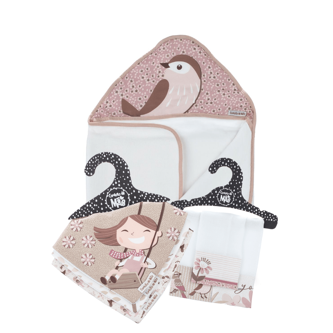 Kit Essenciais - Coleção Birds
