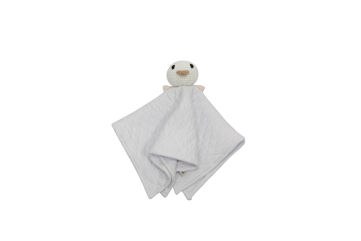Naninha Amigurumi Cisne feita à mão - Coleção Cisne Branco