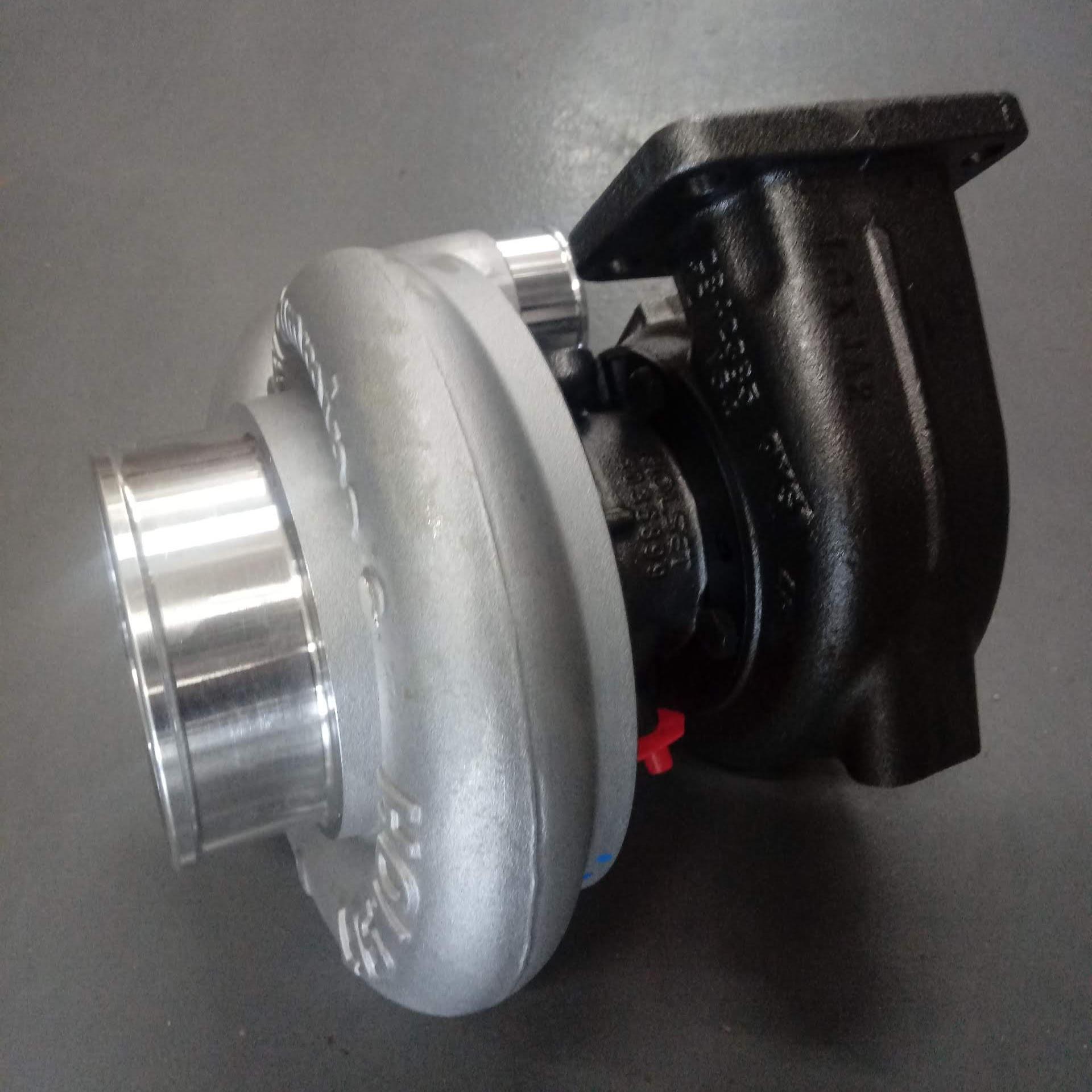 Turbocompressor - Delivery