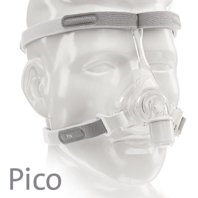 Cpap Airsense S10 AutoSet com umidificador Resmed + Máscara Nasal Pico Philips