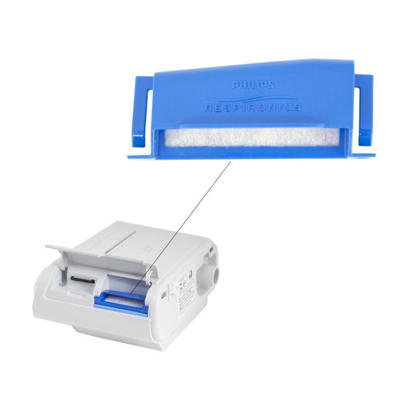 Filtro de Espuma Reutilizável p/ Cpap Dreamstation Philips