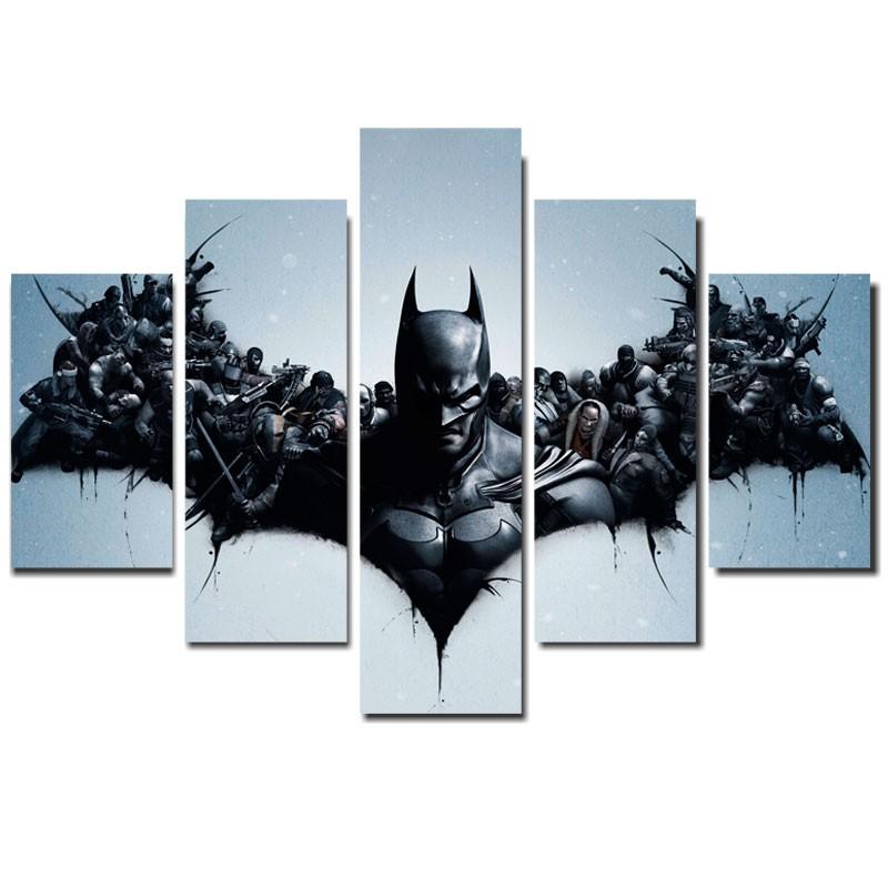 KIT Decoração Cenario Batman