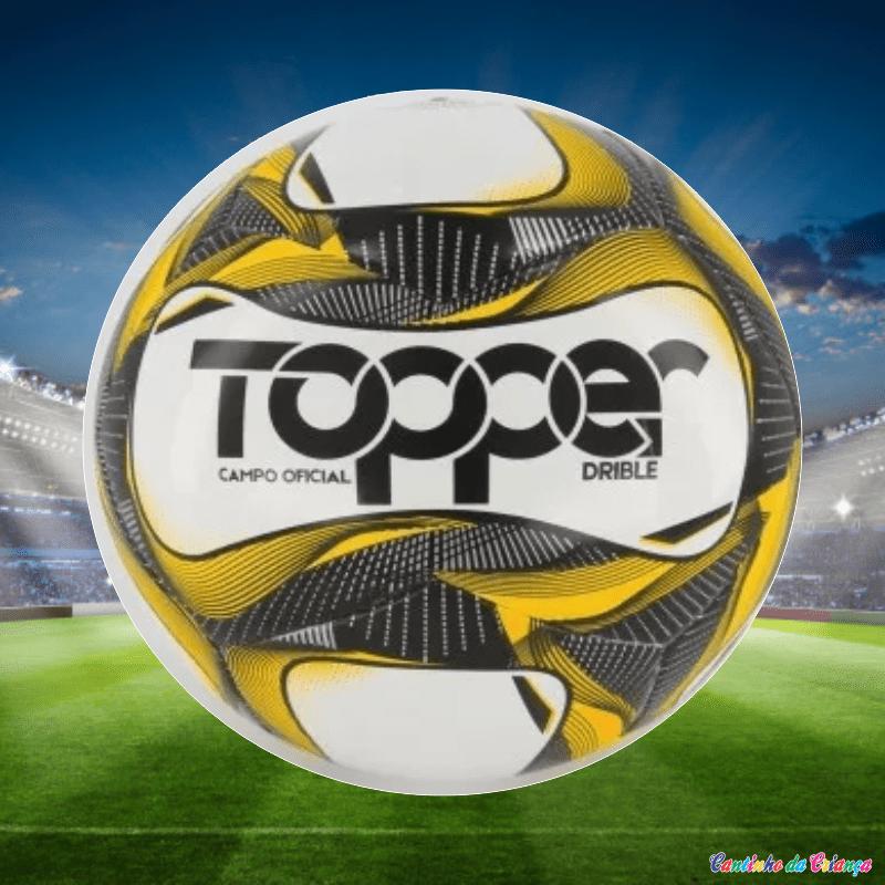BOLA DE CAMPO DRIBLE OFICIAL 2984 TOPPER