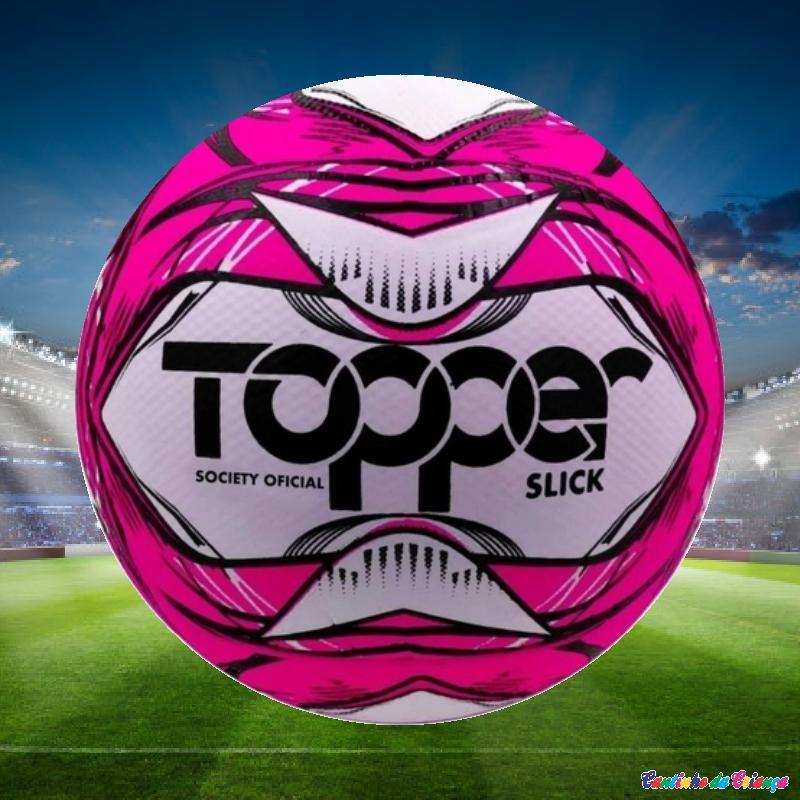 BOLA DE SOCIETY SLICK 5163 ROSA TOPPER