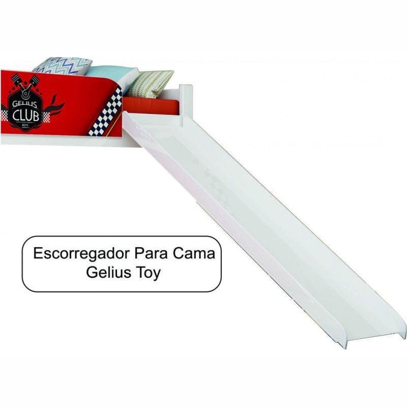 ESCORREGADOR BRANCO PARA CAMA TOY GELIUS