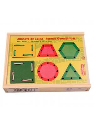 Alinhavo - Formas Geométricas